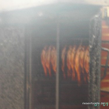 Nach altem Brauch auf Buchenholz im Altonar Räucherofen täglich frisch geräuchert