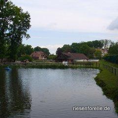 Hintere Teichanlage